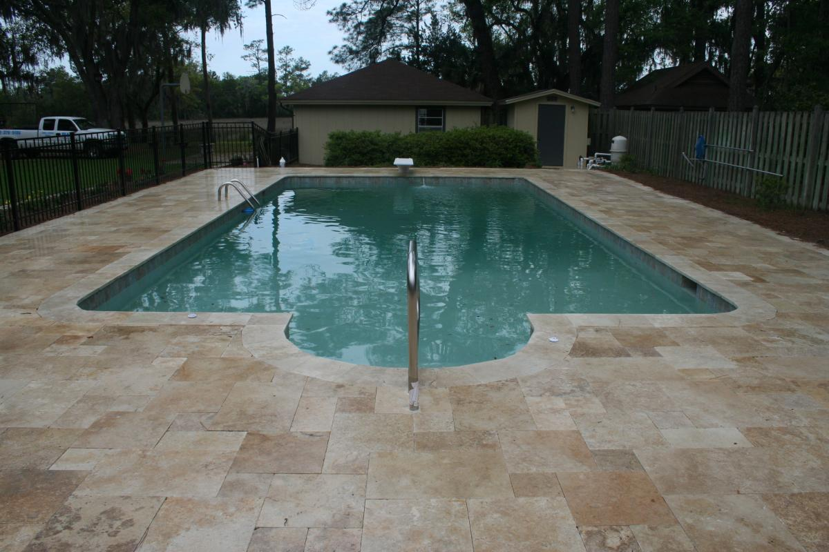 Travertine – Backyard Living Services