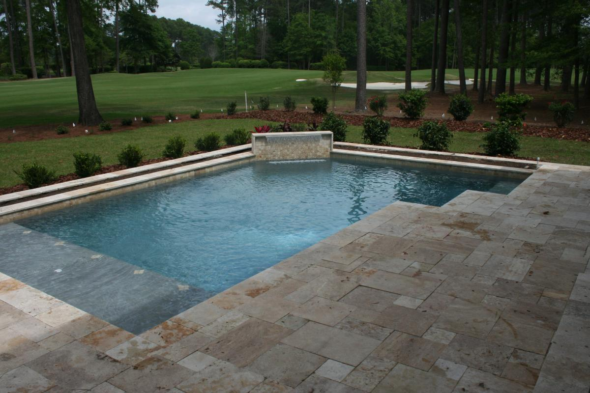 pools and spas u2013 backyard living services